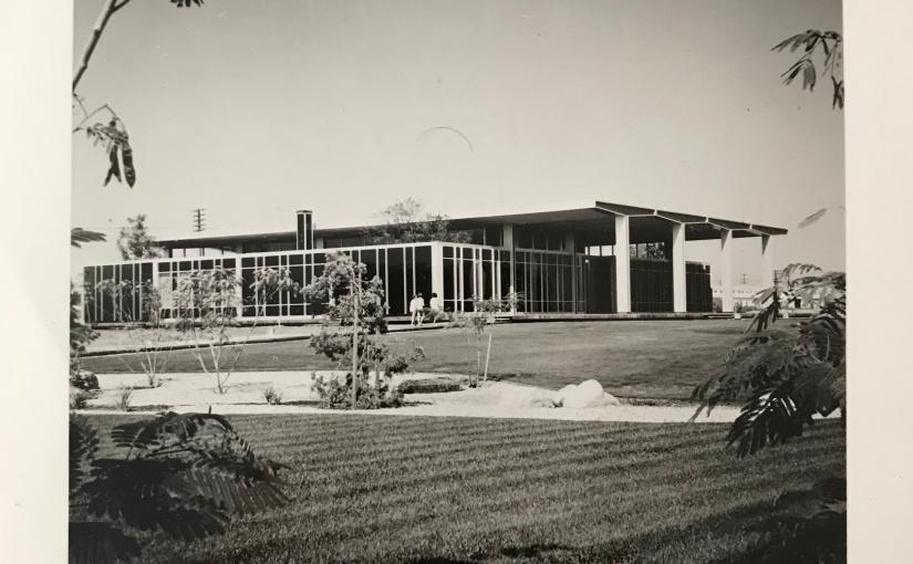 Proposed Hunt Library Local Landmark Designation on City Council Agenda Nov.20